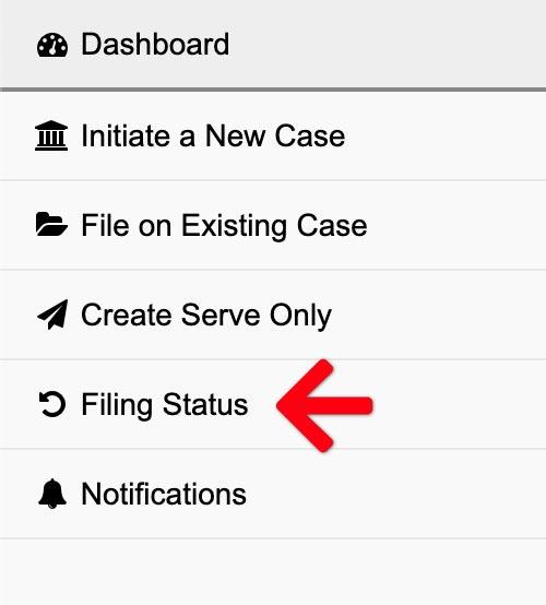 Filing Status